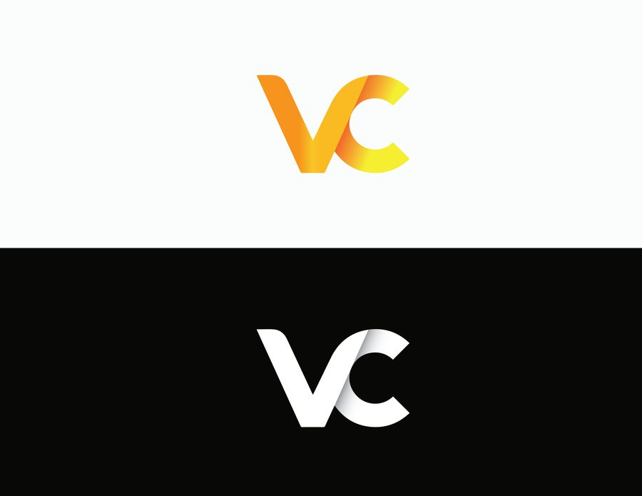 Entry #199 by DatabaseMajed for VC Logo Design.
