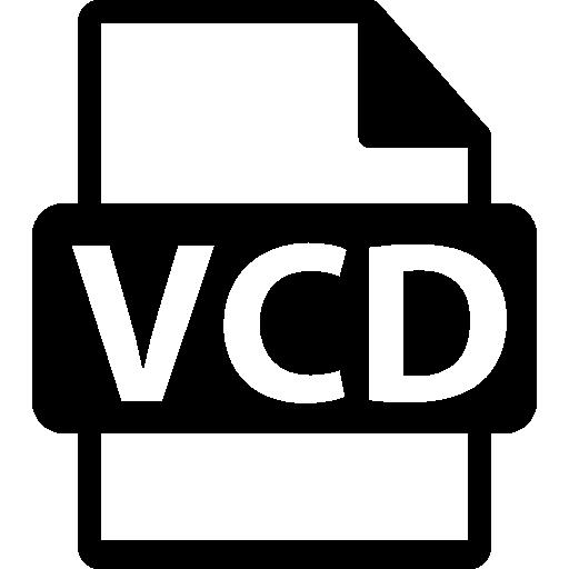 VCD file format variant.