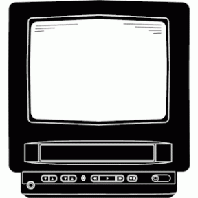 Vcr Tape Clipart.