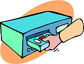 VHS images VCR Clip Art photo (36226584).