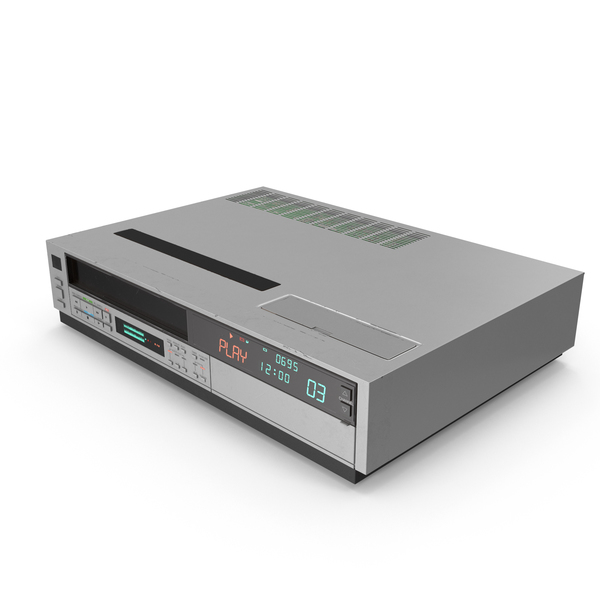 1980\'s VCR PNG Images & PSDs for Download.