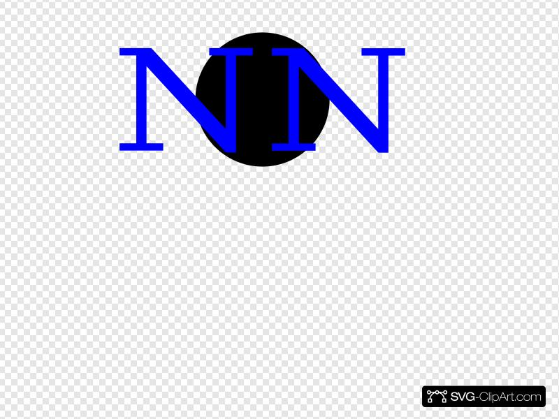 Blue Non Logo Clip art, Icon and SVG.