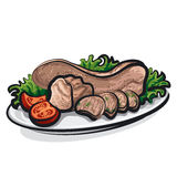 Veal clipart #13