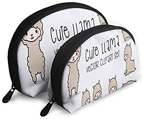 Amazon.com : Makeup Bag Vector Clipart Portable Half Moon.