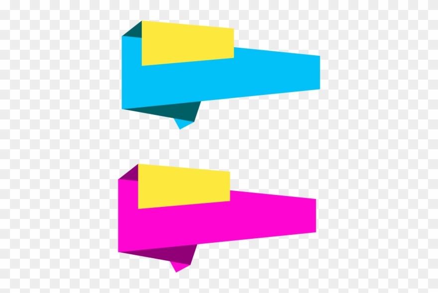 Vector Banner Ribbon Design Psd Free Download.