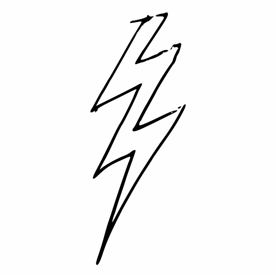 Lightning Bolt Green Lighting Bolt At Vector Clipart.