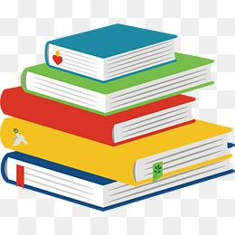 Cartoon Books, Cartoon, Book, Books PNG and Vector with.