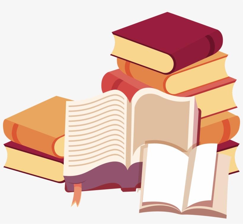 Book Vector Png.