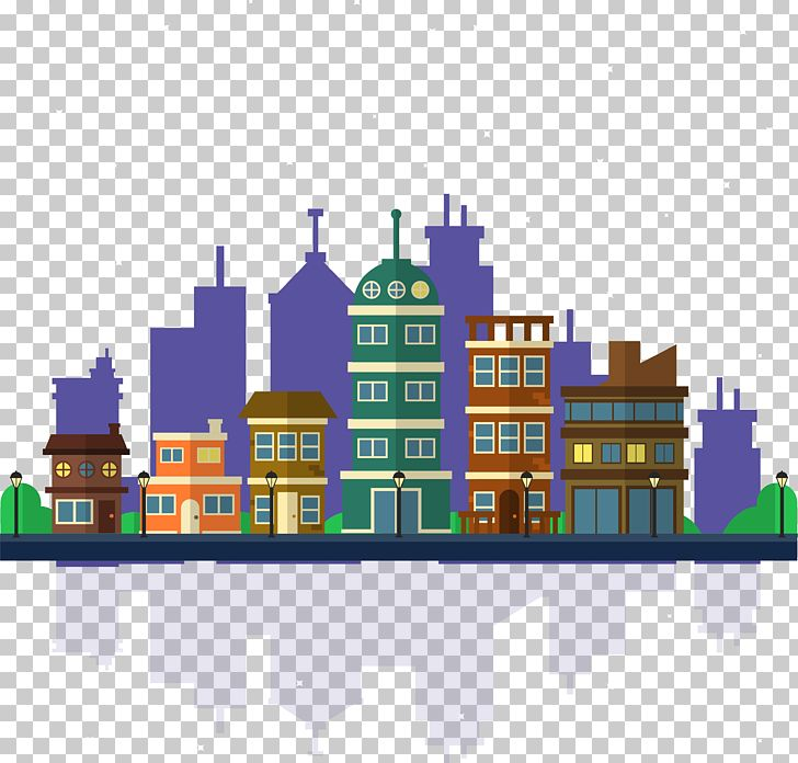 City Building Background PNG, Clipart, Background Vector.
