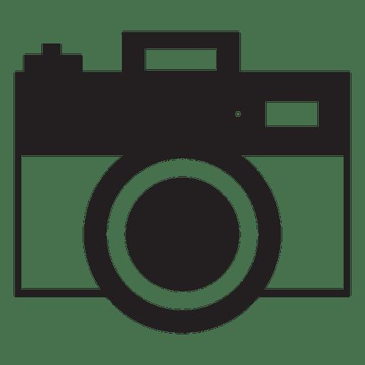 Camera icon or logo.