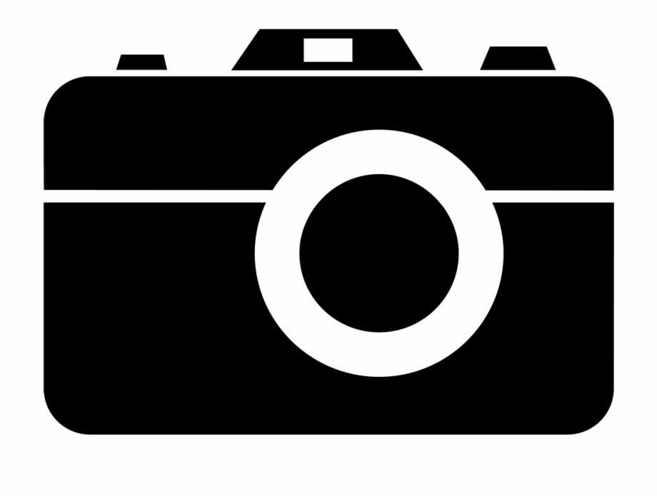 Inspiringbee Camera Clipart Black And White Download.