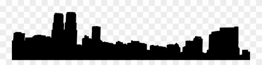 Frankfurt Skyline Vector Image.