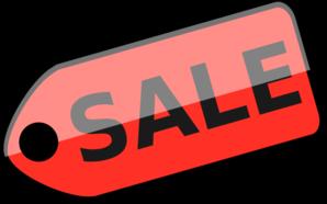 Sale Clip Art.