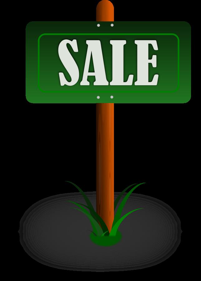 Sale Sticker Clipart, vector clip art online, royalty free.
