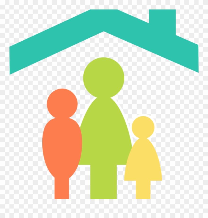 Family Home Clip Art At Clkercom Vector Clip Art Online.