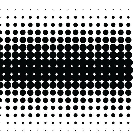 Abstract dotted vector background halftone effect.