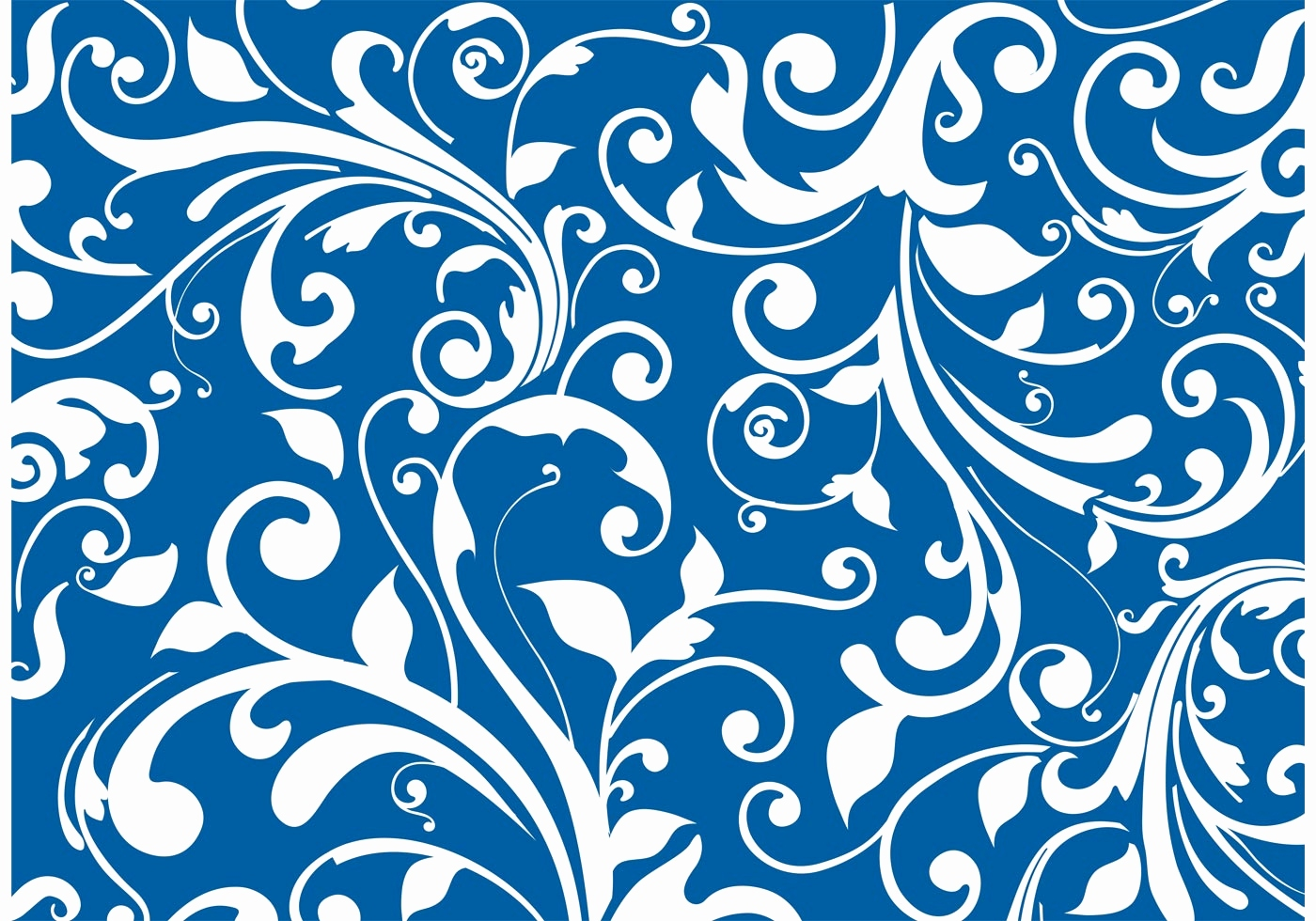 Swirly Wallpapers Beautiful Floral Swirly Vector Background.
