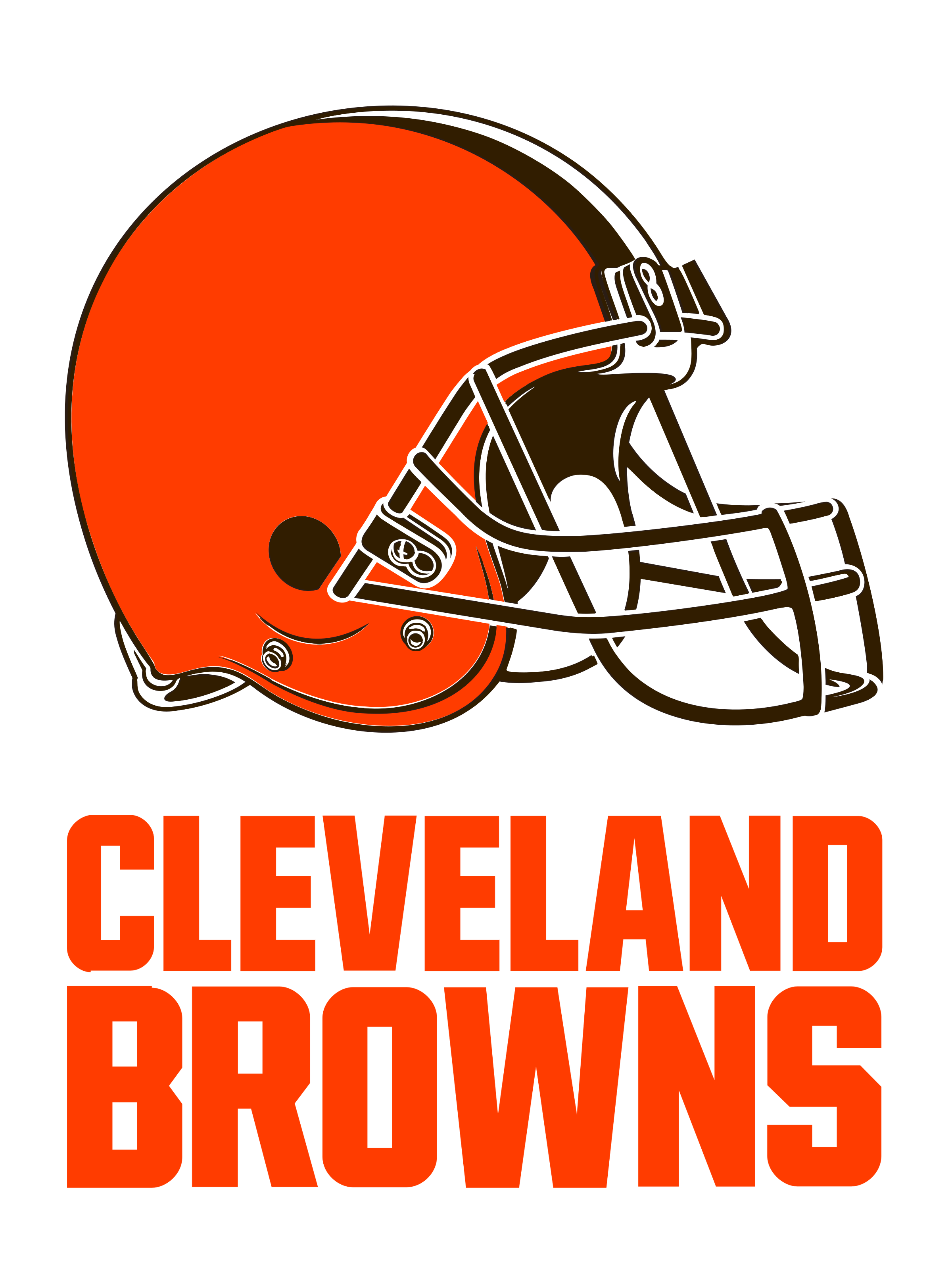 Download Free png Cleveland Browns Vector PNG Transparent.