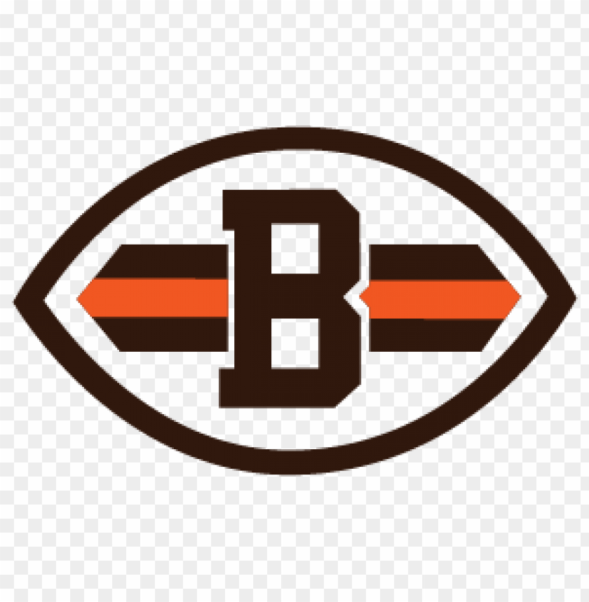 cleveland browns logo vector download free.