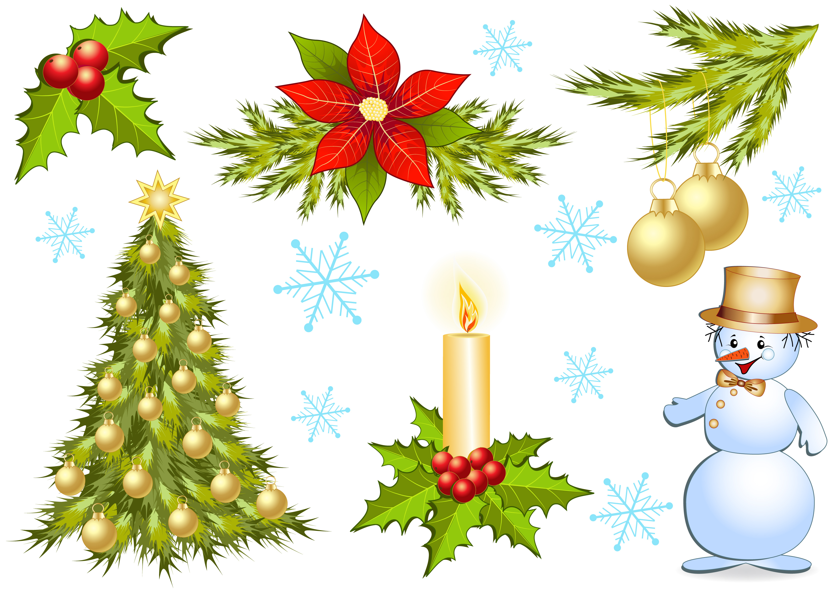 Free Christmas Vector Cliparts, Download Free Clip Art, Free.