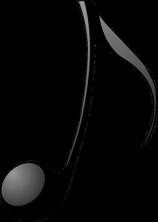 Notas Musicales Png Gratis Vector, Clipart, PSD.