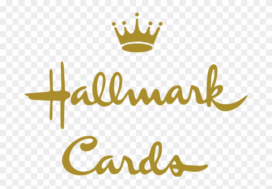 Free Vector Hallmark Cards Logo.