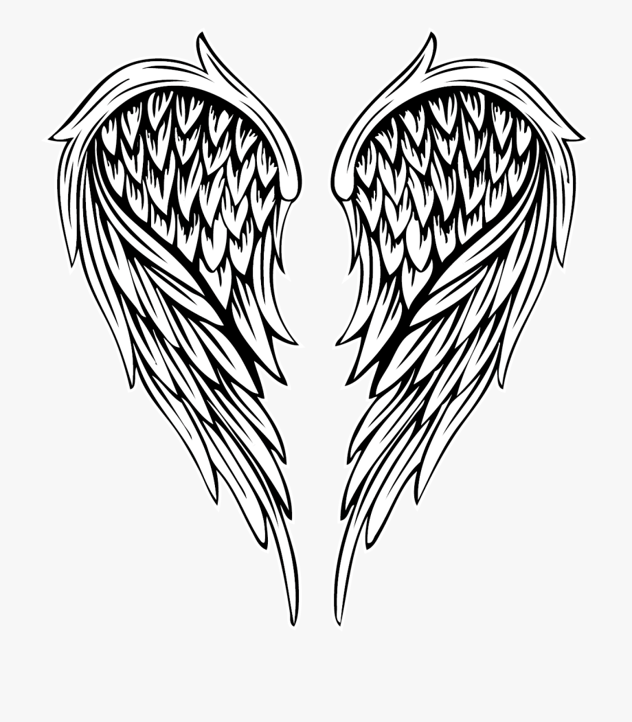 Angelwings Wing Tattoos.