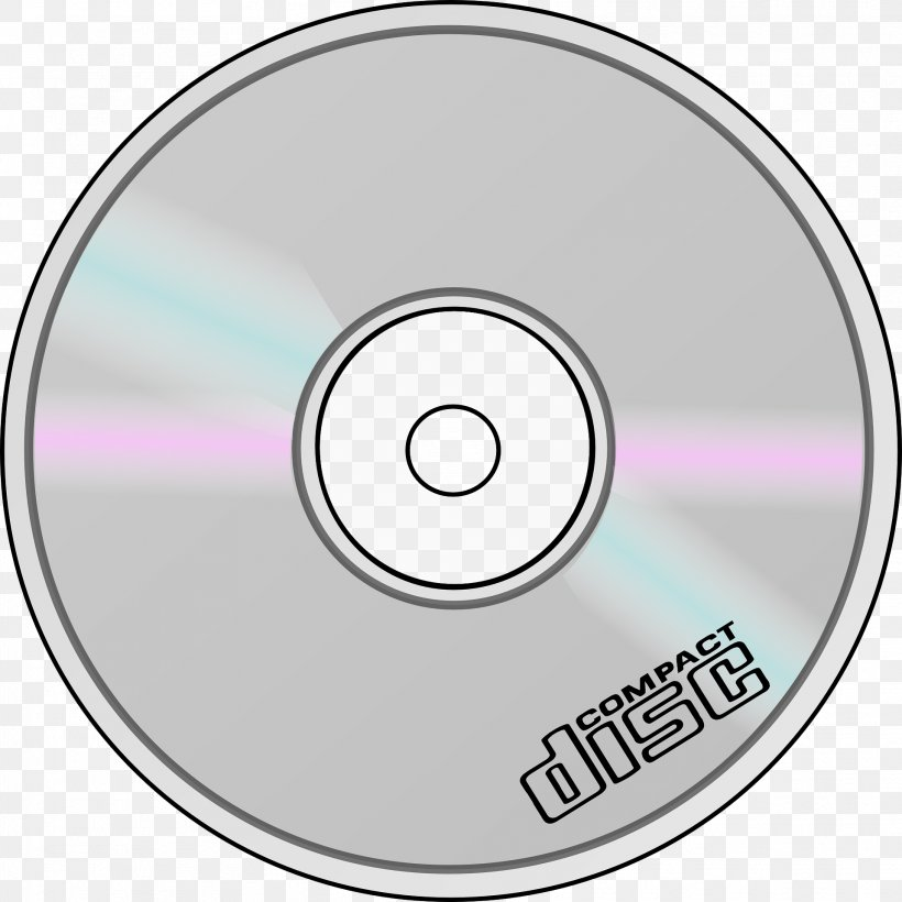 Clip Art Compact Disc CD.