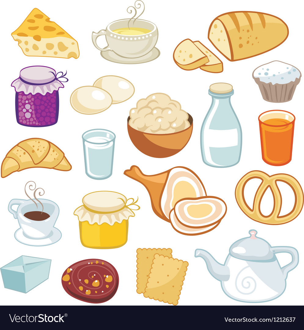 Breakfast Set.