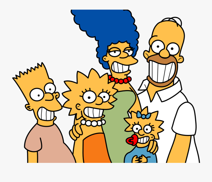 Free Download Simpson Family Vector Clipart Homer Simpson.