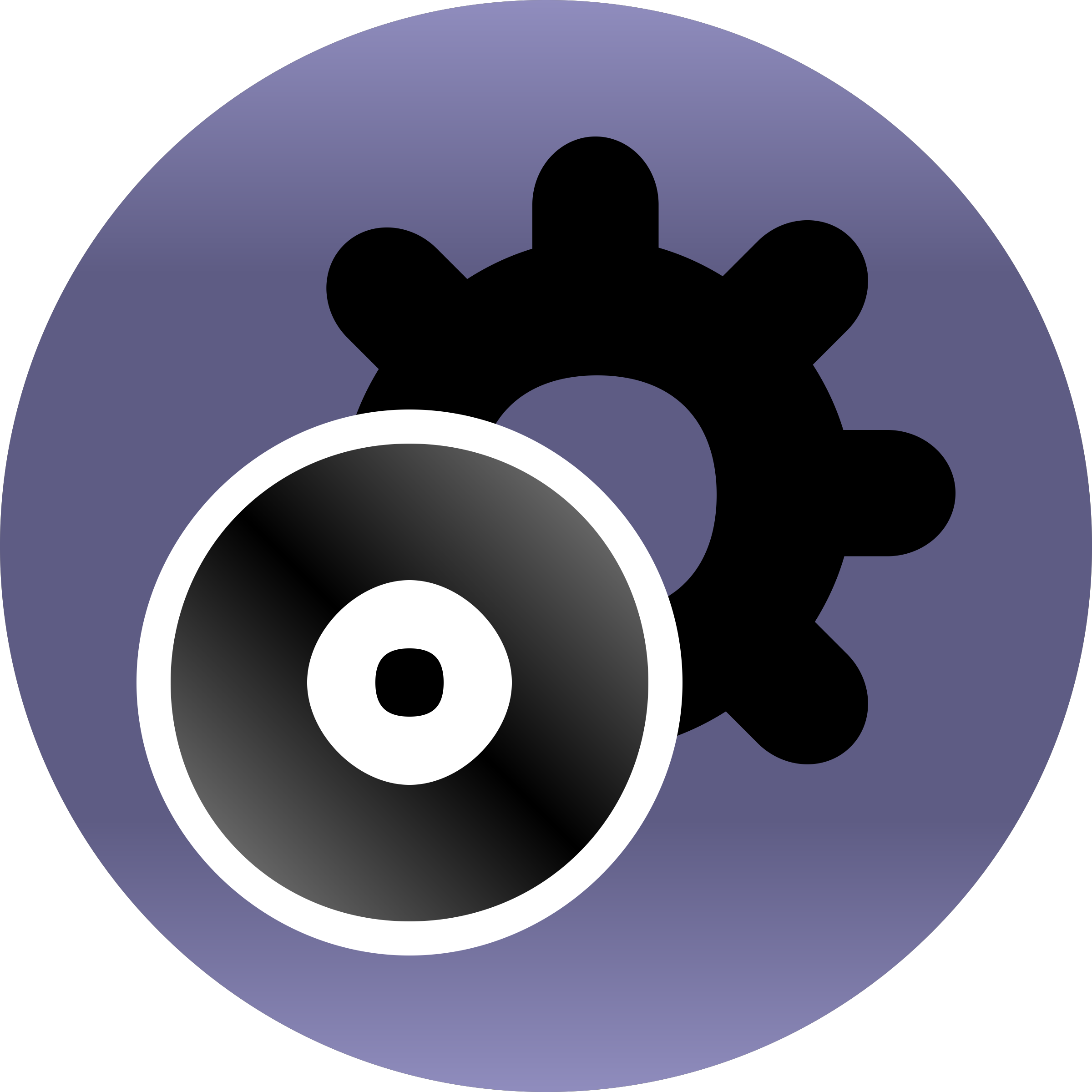 Software Icon Vector Clipart image.
