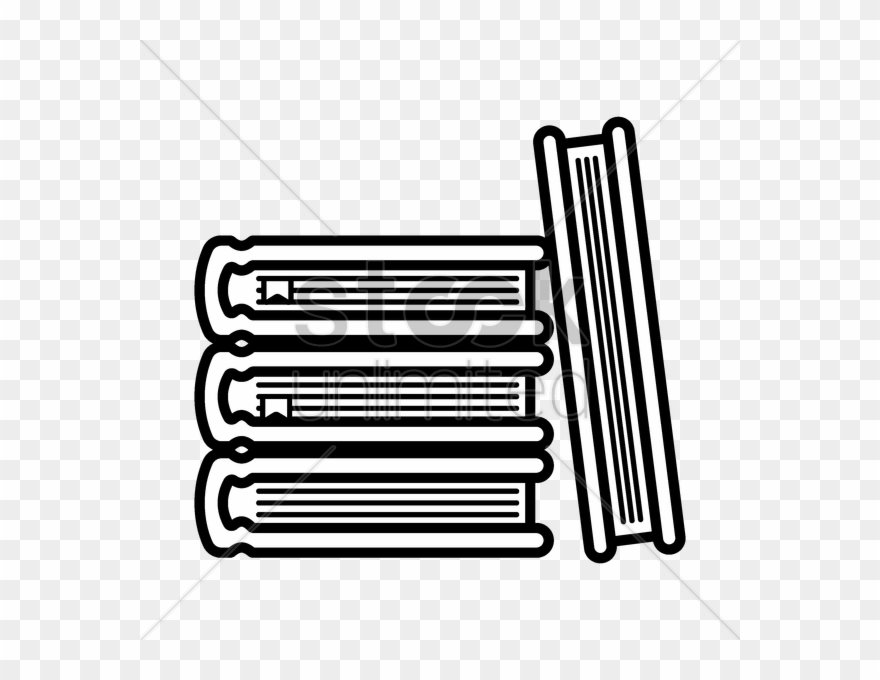 Download Stack Of Books Vector Clipart Book Clip Art.