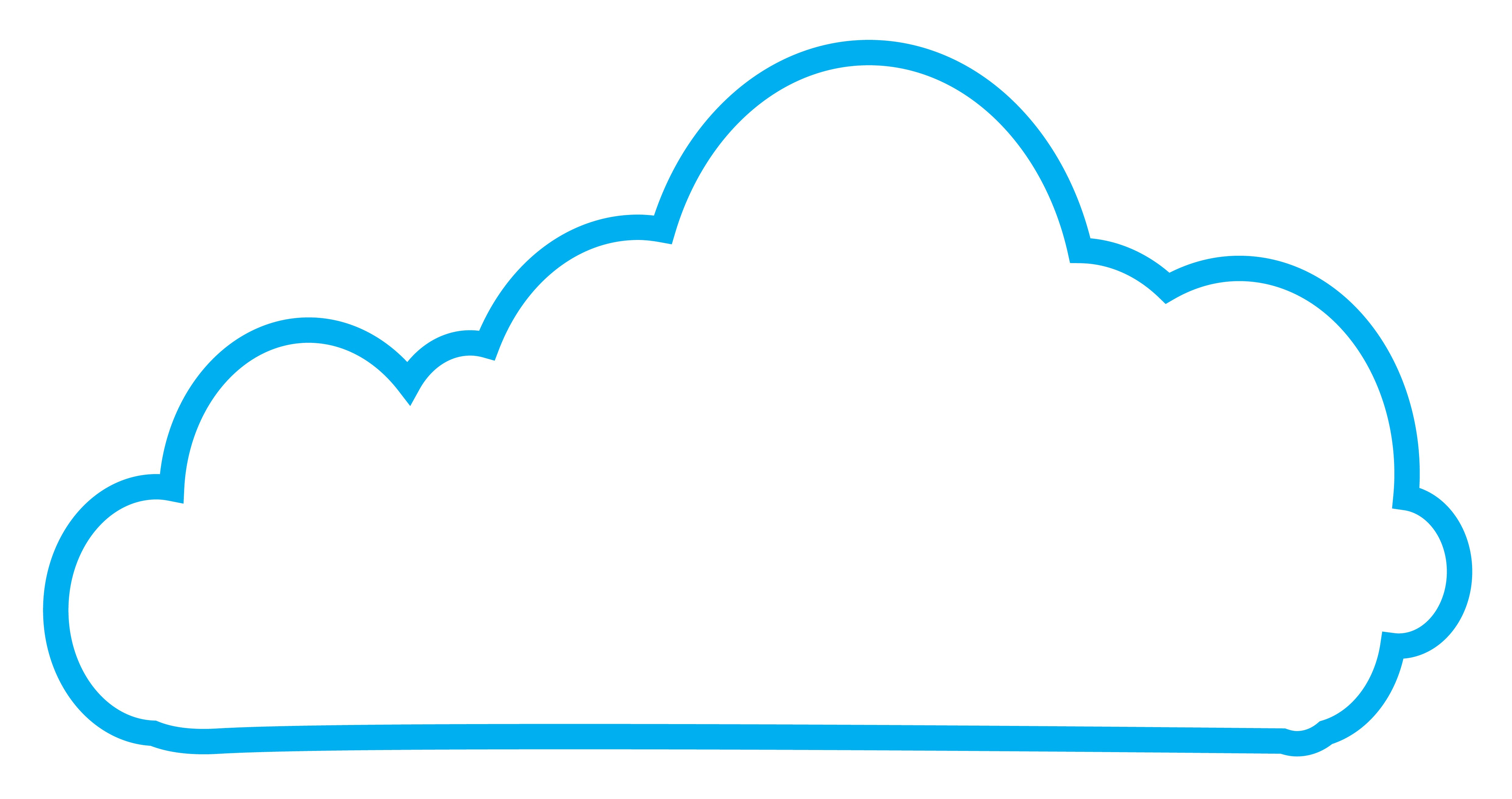 security of the cloud and security in the cloud.