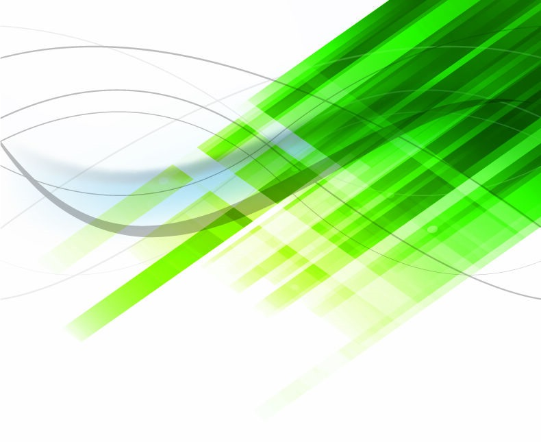 Abstract Green Design Background Vector.