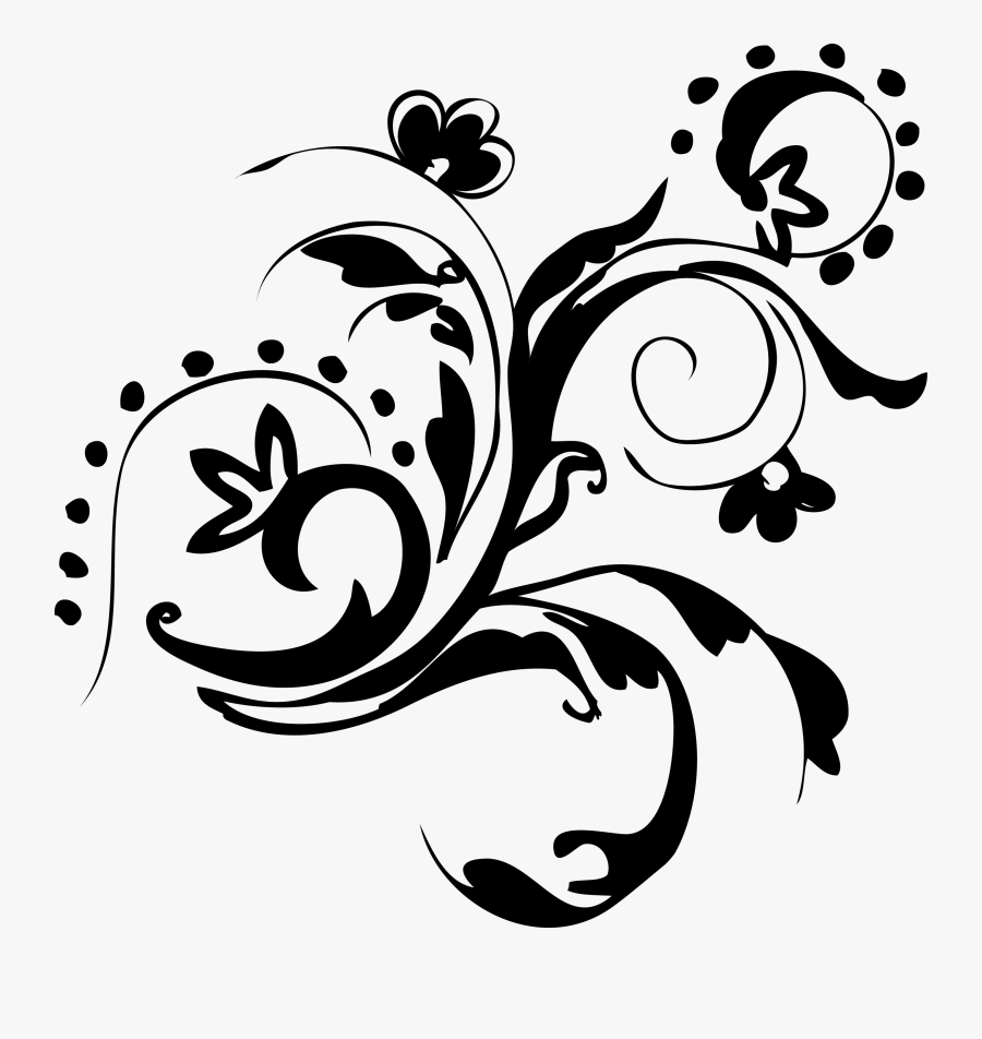 Floral Designs Png.