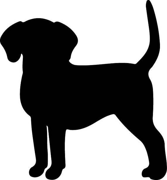 Dog Silhouette Svg at GetDrawings.com.