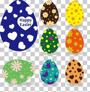 Vector Easter Eggs PNG Images, Vector Easter Eggs Clipart.