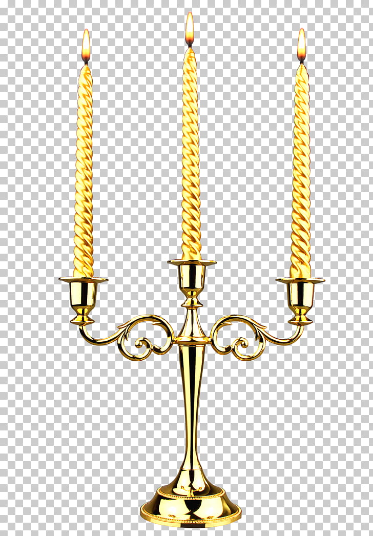 Candlestick Candelabra Light, high.