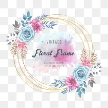 Flores Vintage Png, Vectores, PSD, e Clipart Para Descarga.