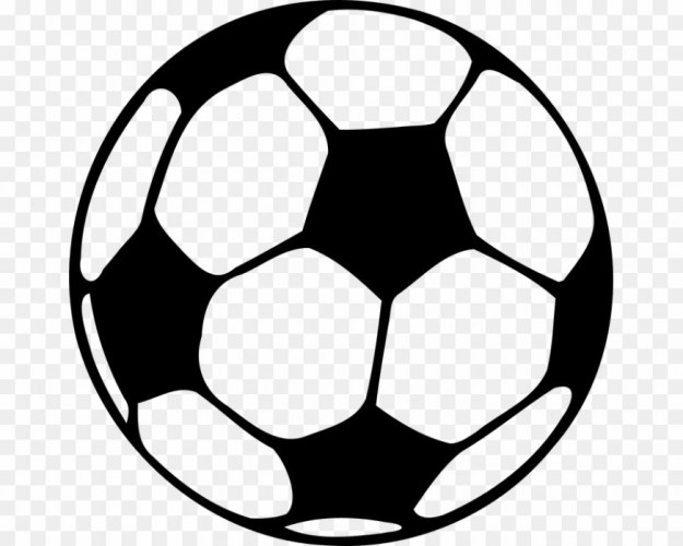 Soccer Ball PNG Vector Football Clipart download.