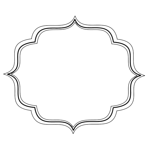 Vector Frame PNG Transparent Vector Frame.PNG Images..