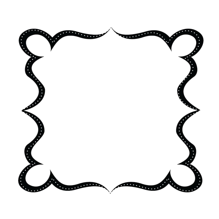 Vector Frame PNG Transparent Images.