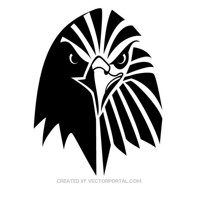 EAGLE VECTOR GRAPHICS CLIP ART.