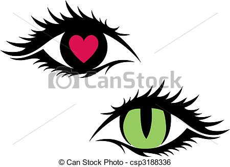 Eyes Clip Art Vector Graphics. 122,623 Eyes EPS clipart vector and.