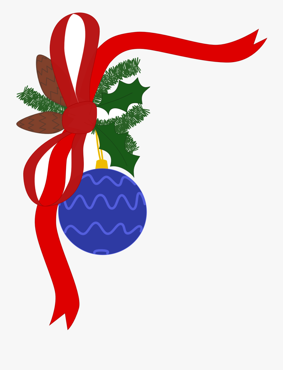 Christmas Ornament Decor Vector Holiday Free Decorations.