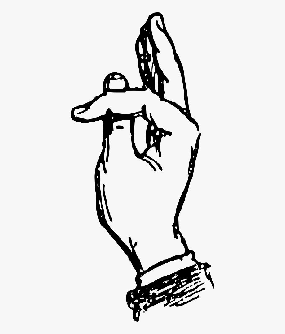 Deaf Alphabet T Clipart, Vector Clip Art Online, Royalty.