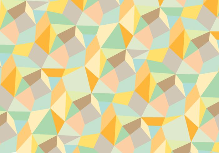Trendy abstract geometric pattern background.