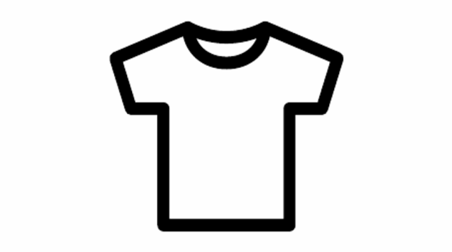 T Shirt Vector Icon.