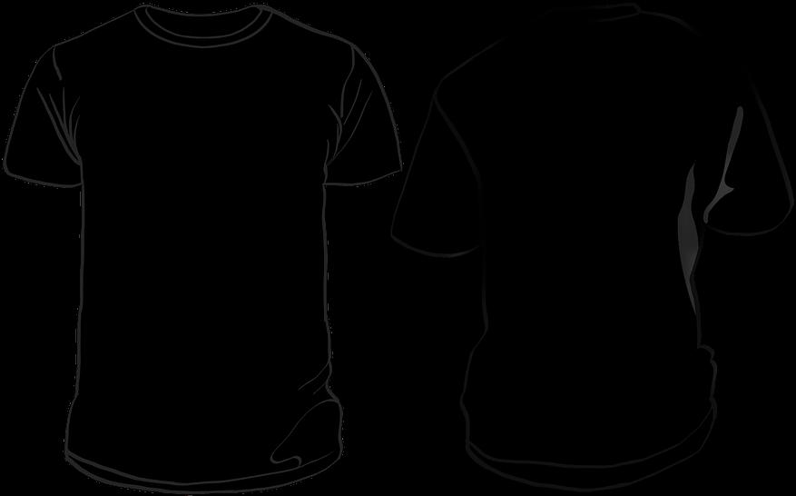 T Shirt Outline Vector 10, Buy Clip Art.