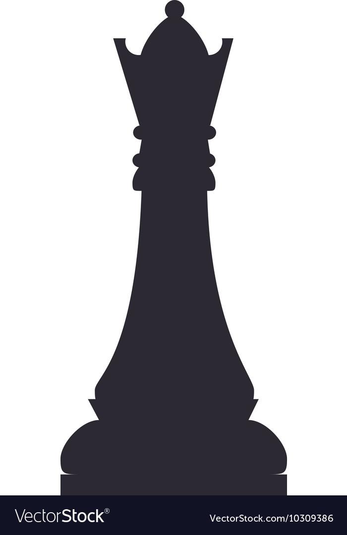 Chess piece queen.
